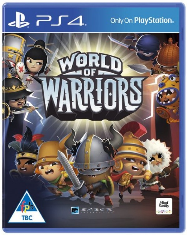 PS4 World of Warriors (  )