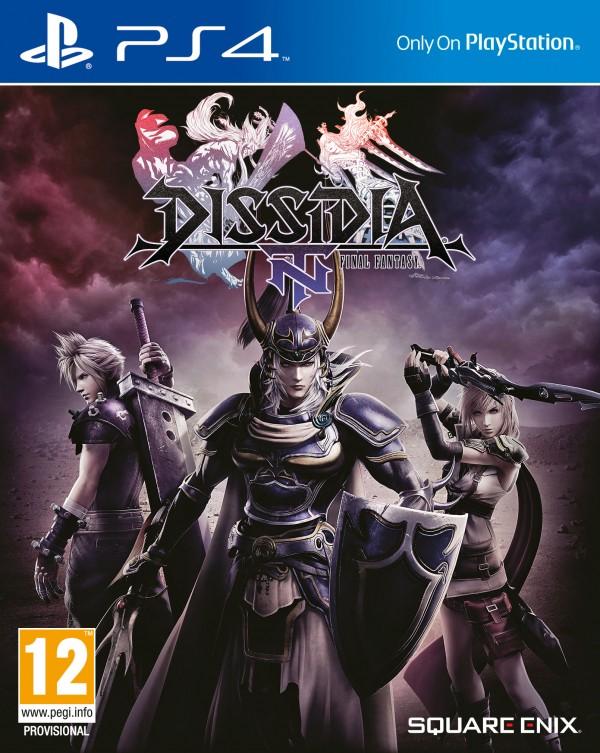 PS4 Dissidia Final Fantasy NT Standard Edition ( SDSff4EN01 )