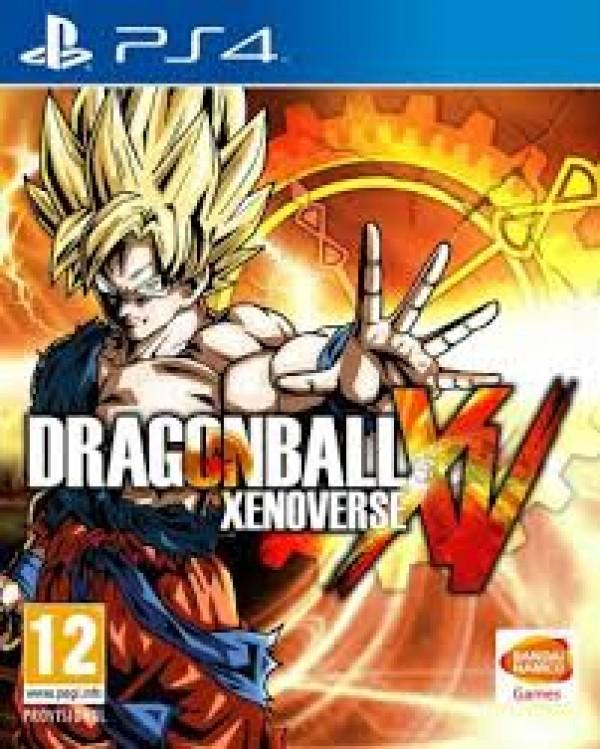 PS4 Dragon Ball Xenoverse ( 1062330 )