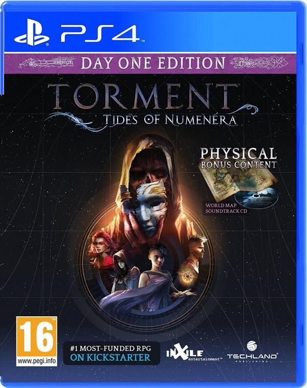 PS4 Torment Tides of Numenera D1 Edition (  )