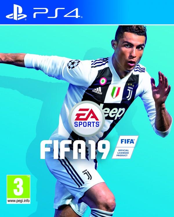 PS4 FIFA 19 ( E02798 )