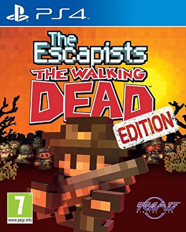PS4 The Escapists: The Walking Dead Edition (  )
