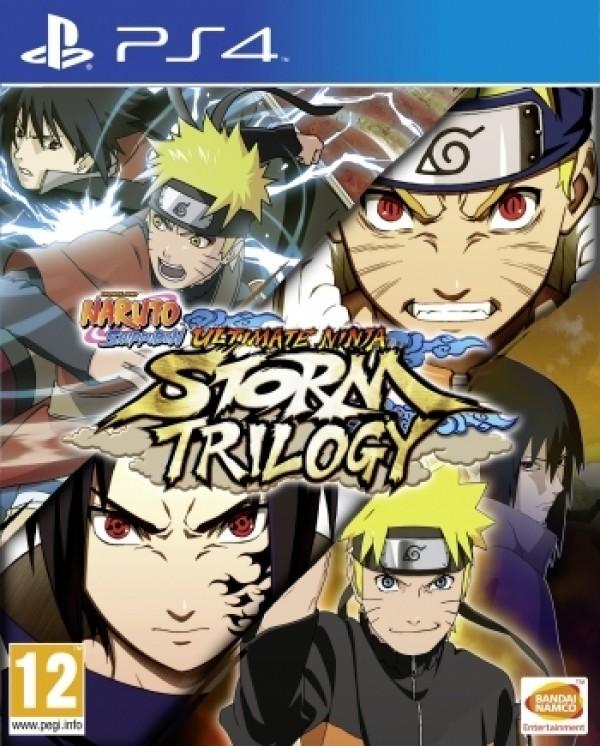 PS4 Naruto Shippuden: Ultimate Ninja Storm Trilogy ( 112854 )