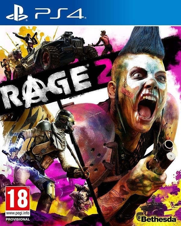 PS4 Rage 2 (  )