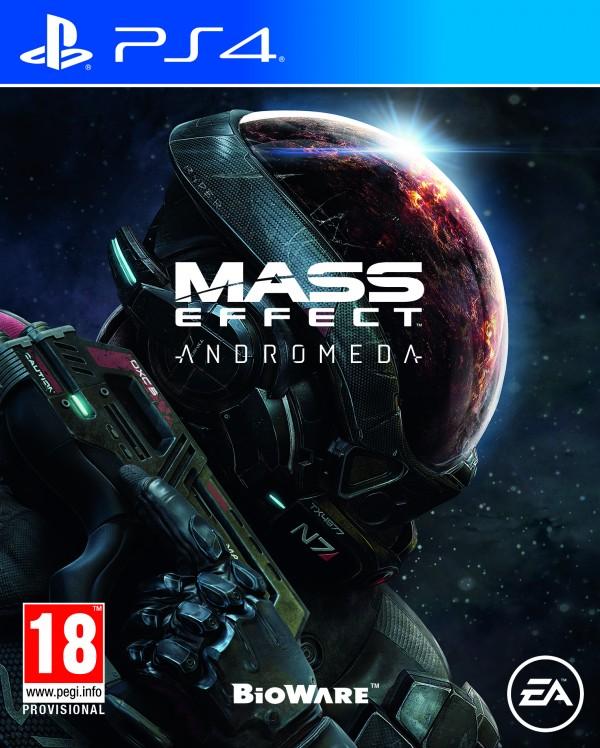 PS4 Mass Effect Andromeda ( E02013 )