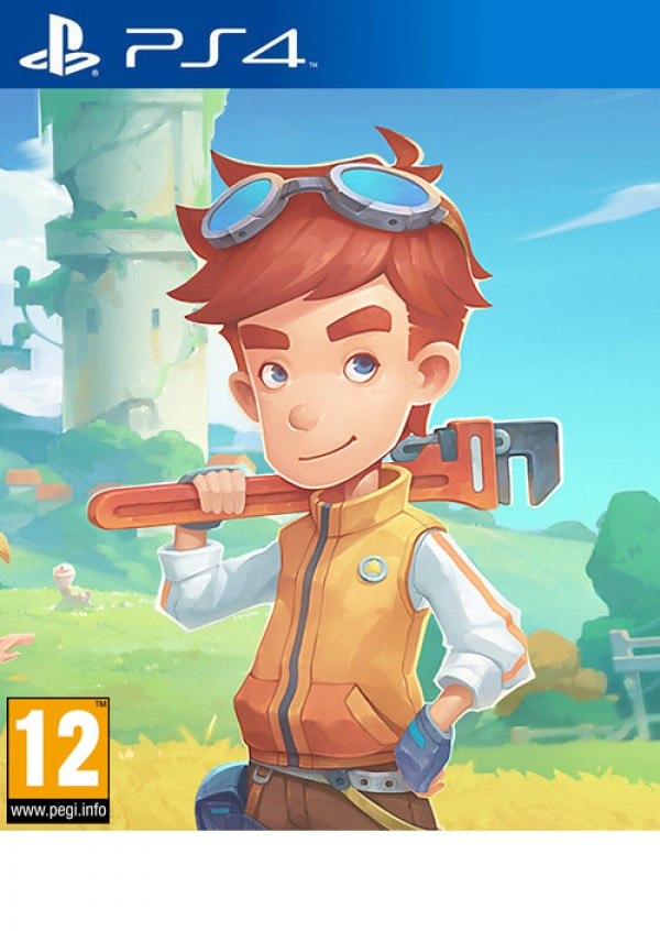 PS4 My Time At Portia (  )