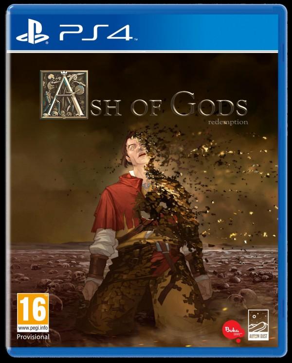 PS4 Ash of Gods: Redemption (  )