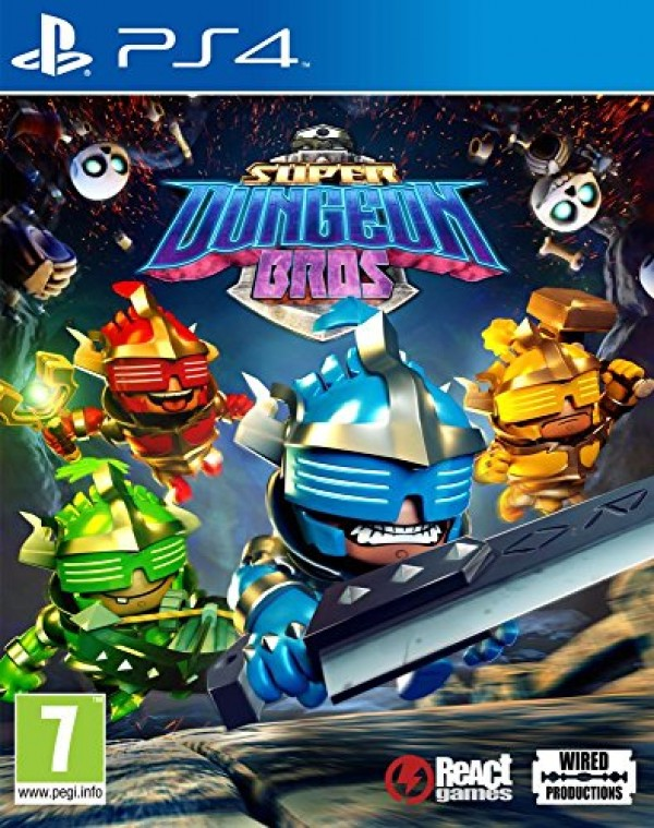 PS4 Super Dungeon Bros (  )