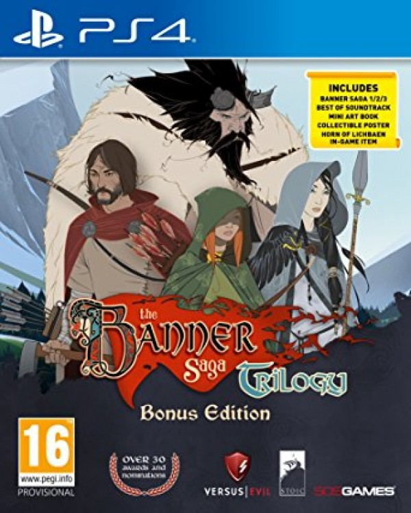 PS4 Banner Saga Trilogy (  )