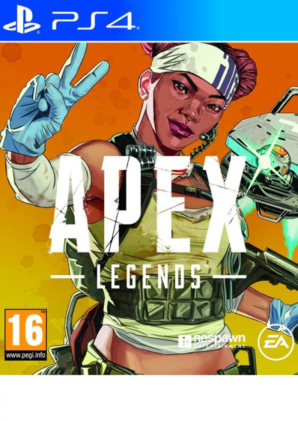 PS4 Apex Legends - Lifeline Edition (  )