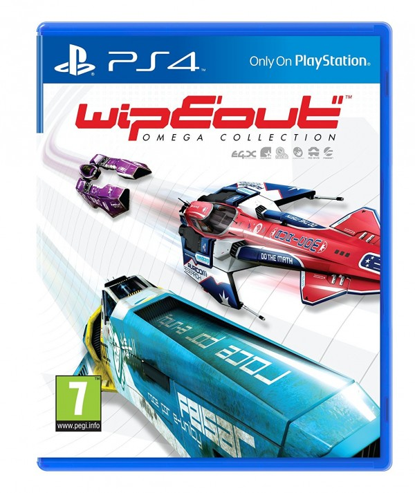 PS4 Wipeout Omega Collection (  )