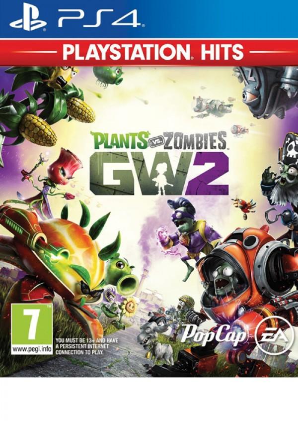 PS4 Plants vs Zombies Garden Warfare 2 Playstation Hits (  )