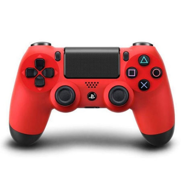 DualShock 4 Wireless Controller PS4 Red (  )
