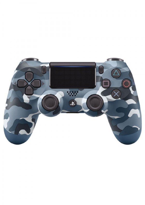 DualShock 4 Wireless Controller PS4 Blue Camouflage (  )
