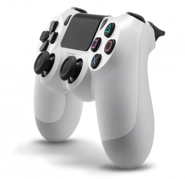 DualShock 4 Wireless Controller PS4 White (  )
