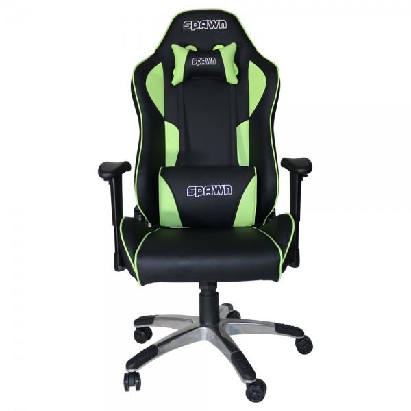 Gaming Chair Spawn Champion Series Green ( CP-BG1G )