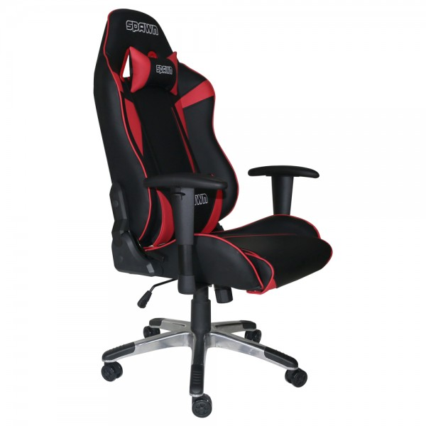 Gaming Chair Spawn Champion Series Red ( CP-BR1F )