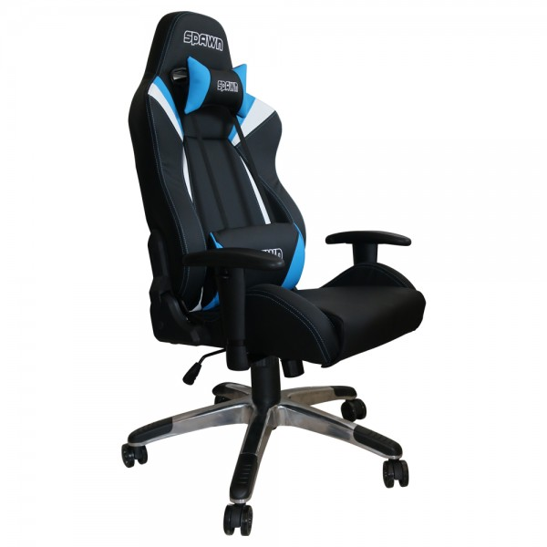 Gaming Chair Spawn Hero Series Blue ( HR-BCW1F )