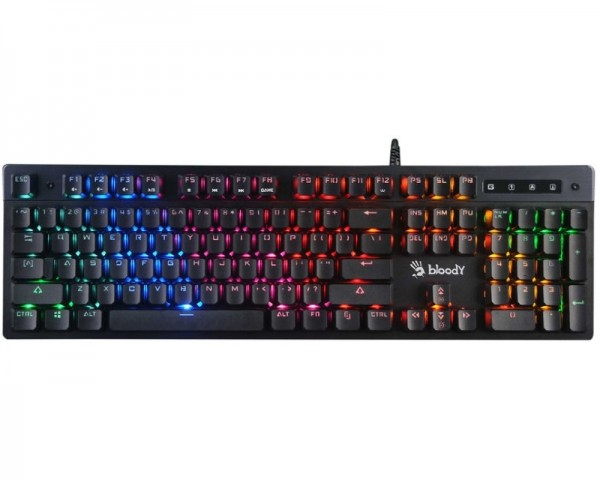 A4 TECH B500N Bloody Switch Gaming tastatura USB US siva