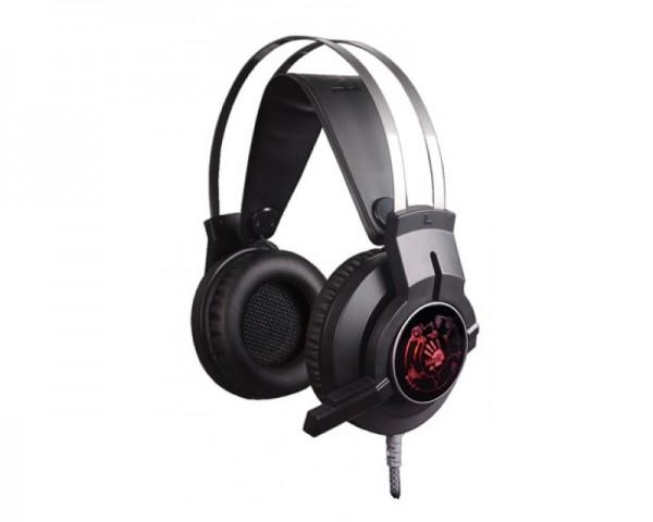 A4 TECH G430 Bloody Gaming slušalice sa mikrofonom crna