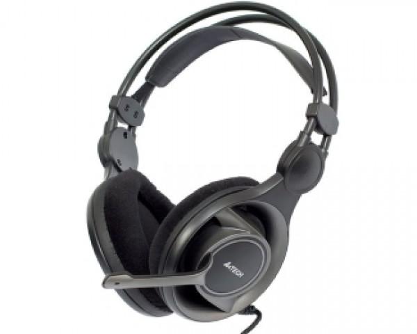 A4 TECH HS-100 Stereo Gaming slušalice sa mikrofonom