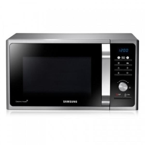 Samsung MG23F301TAS mikrotalasna rerna, gril, 23l, 1200W, LED ekran, crnainox' ( 'MG23F301TASOL' )