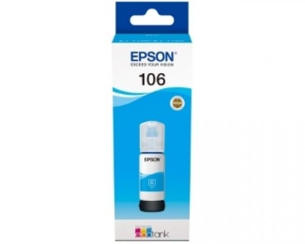 EPSON 106 cyan kertridž