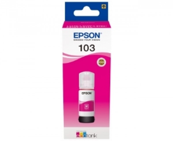 EPSON 103  magenta mastilo