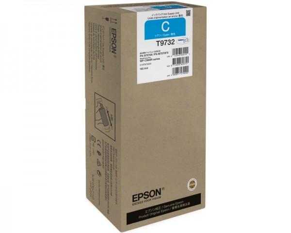 EPSON T9732 cyan mastilo XL