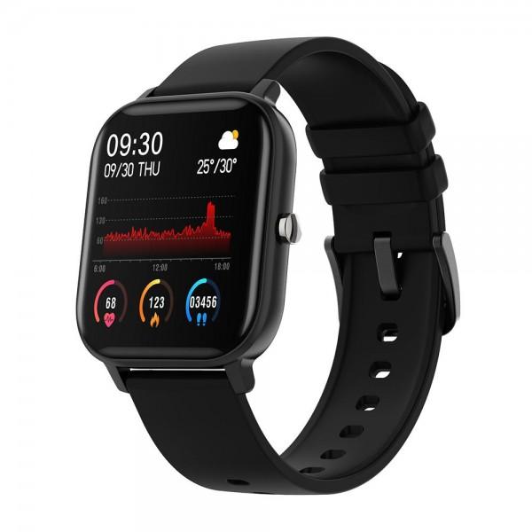 Kronos Smart Watch Black (  )