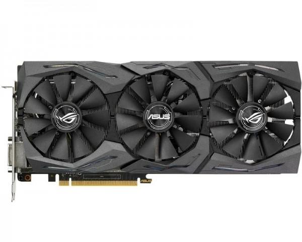 ASUS AMD Radeon RX 480 8GB 256bit STRIX-RX480-O8G-GAMING bulk