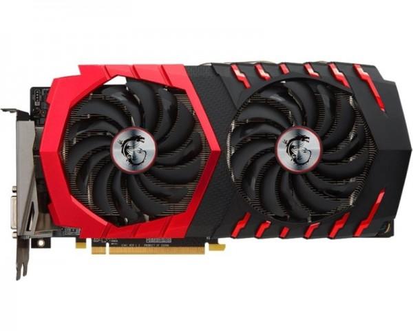 MSI AMD Radeon RX 470 4GB 256bit RX 470 GAMING X 4G bulk