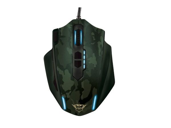 Trust Gaming GXT 155 mis maskirno zeleni' ( '20853' )
