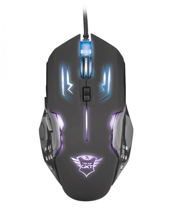 Trust Gaming GXT 108 Rava Illuminated miš crni' ( '22090' )