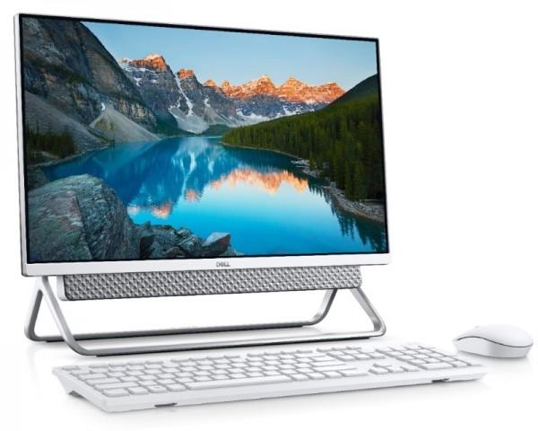 DELL Inspiron 5490 23.8'' FHD i3-10110U 8GB 256GB SSD Win10Home srebrni + tastatura + miš