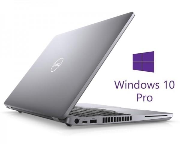 DELL Latitude 5510 15.6'' FHD i5-10310U 8GB 256GB SSD Backlit Win10Pro 3y NBD