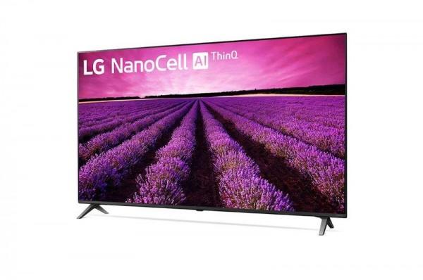 LG 49SM8050PLC LED TV 49'' NanoCell UHD, WebOS ThinQ AI, Cinema screen, Two pole stand, Magic remote' ( '49SM8050PLC' )