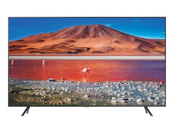 Samsung 43TU7172\UHD\Smart\WiFi\PurColor\HDR10+\Crstyal processor 4K\2Ch 20W audio\DVB-T2CS2' ( 'UE43TU7172UXXH' )