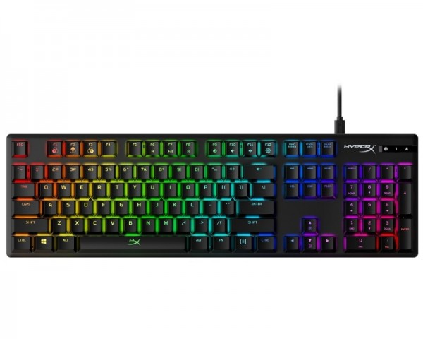 KINGSTON HX-KB6AQX-US HyperX Alloy Origins Aqua Mechanical Gaming tastatura