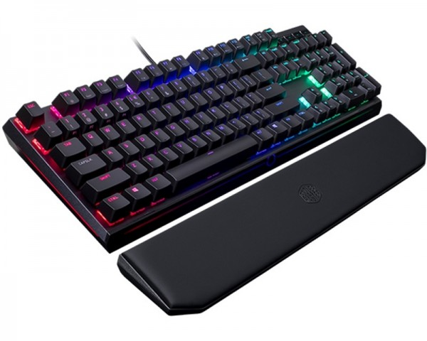 COOLER MASTER CM MasterKeys MK750 Gaming brown switch tastatura (MK-750-GKCM2-US)