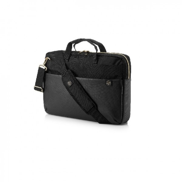 HP torba 15.6'' Duotone Briefcase Case BlackGold (4QF94AA)' ( '4QF94AA' )
