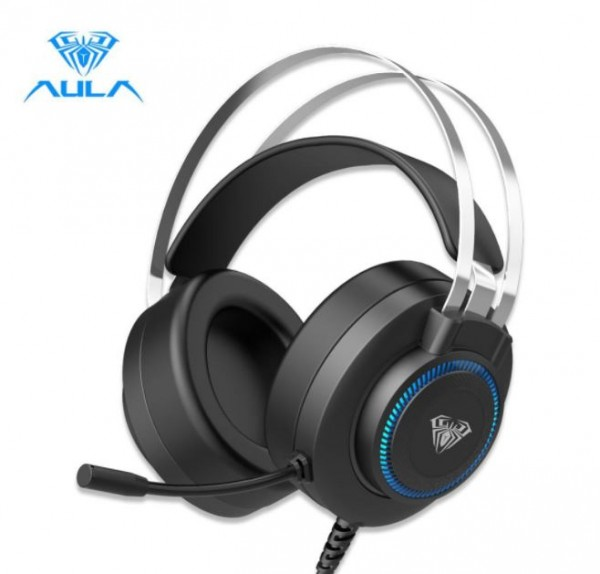 Slušalice sa mikrofonom AULA S601