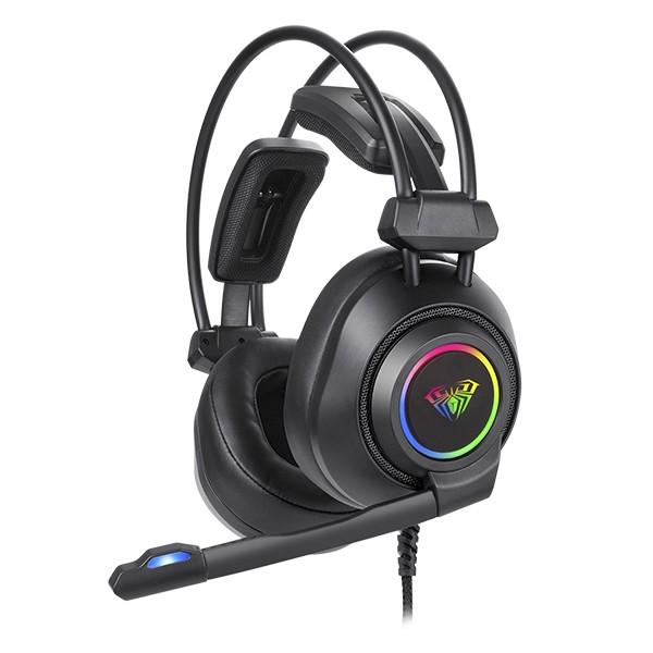 Slušalice sa mikrofonom AULA S600 USB