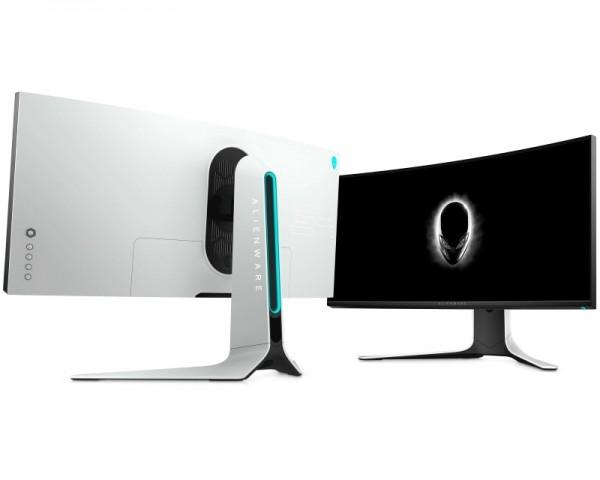 DELL 34'' AW3420DW 120Hz WQHD IPS G-Sync Alienware Gaming zakrivljen monitor