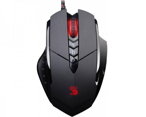 A4 TECH V8M Bloody Gaming Optical USB crni miš