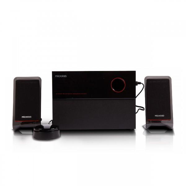 Zvučnik Microlab M200BT 2.1 crni