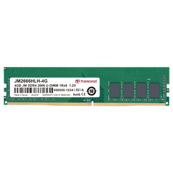 Ram Transcend DDR4-2666 4GB