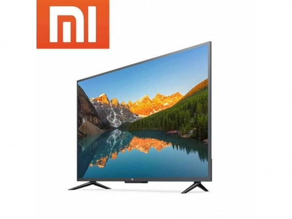 MI LED TV 4S 43'', UHD Android TV, Black' ( 'ELA4378GL' )