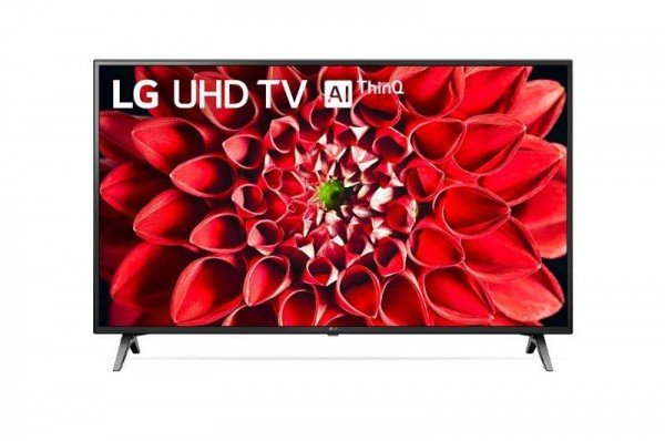 LG 55UN71003LB LED TV 55'' Ultra HD, WebOS ThinQ AI, Ceramic Black, Two pole stand' ( '55UN71003LB' )