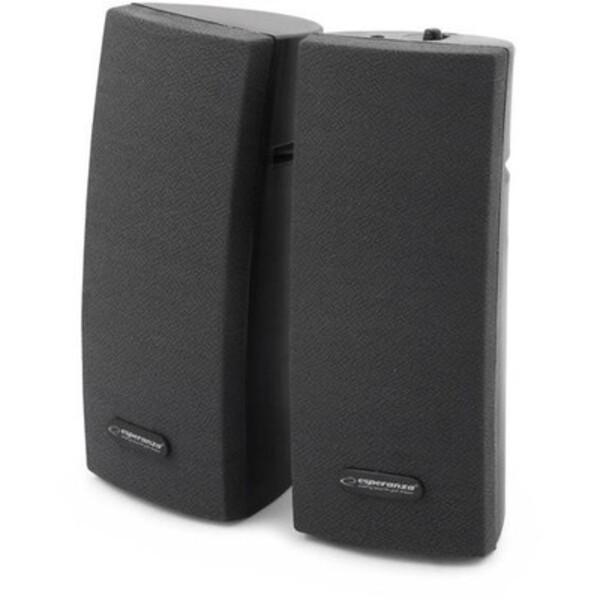Zvučnik Esperanza ep120 zvucnik stereo 2.0